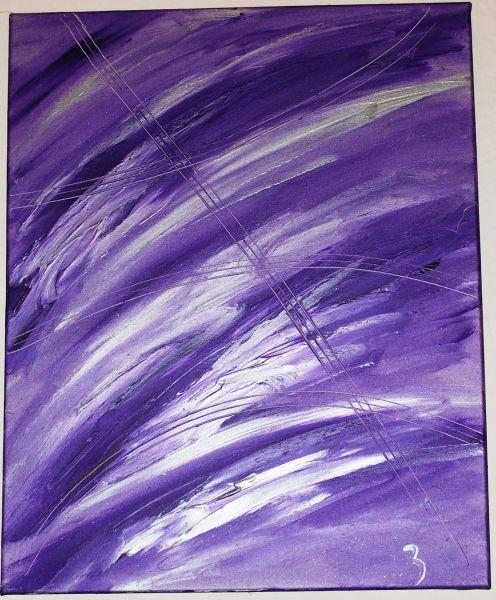 Die farbe lila von color of my life sigrun morgalla at for Die farbe lila