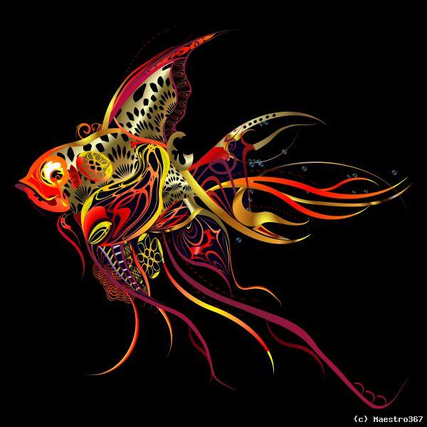 Fisch Kunst