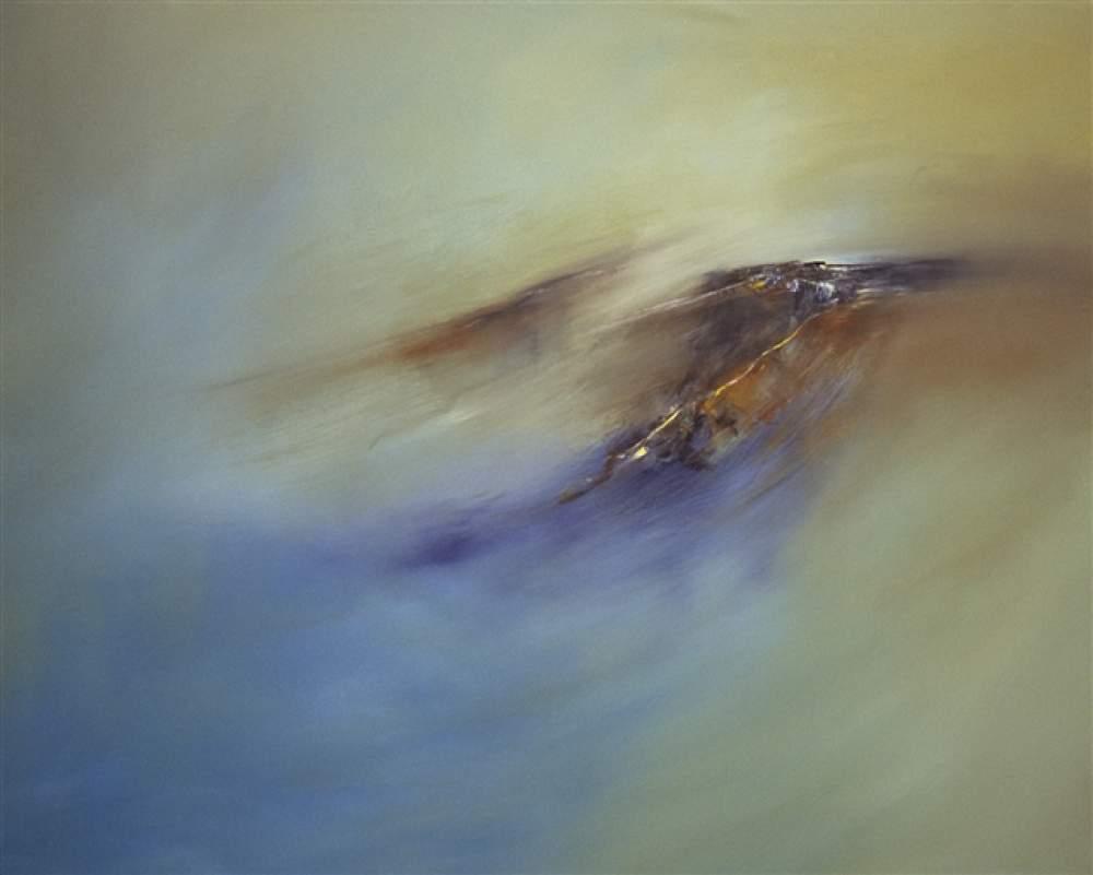 Hinrich jw schüler abstrakte landschaft xxix 06