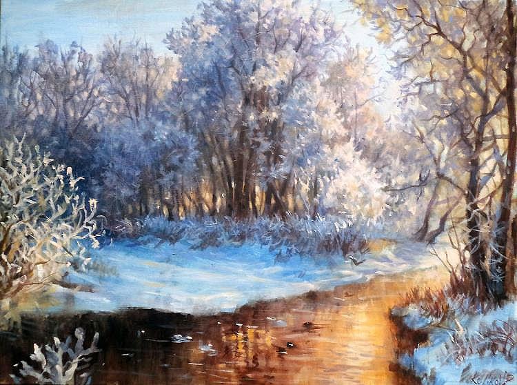 Sonne Im Winter : sonne im winter von bhimasena at k nstler ~ Lizthompson.info Haus und Dekorationen