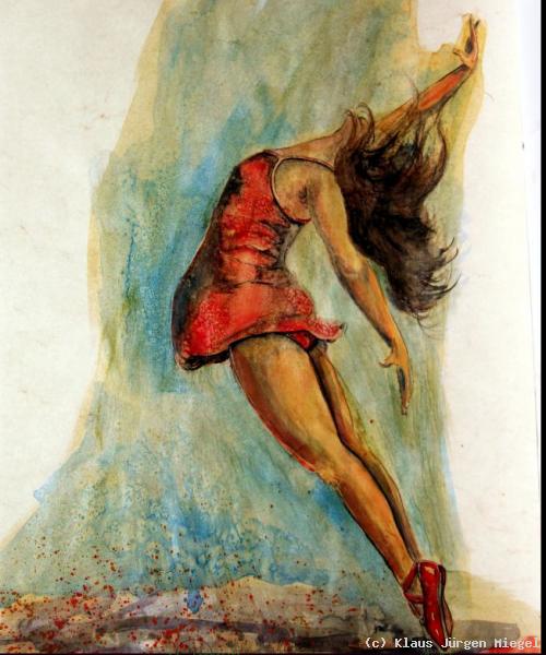 Die Lustkraft und Kunst der Bewegung