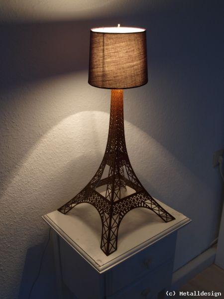 eifelturm lampe