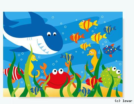 unterwasserwelt von bilder für kinder - levar design at